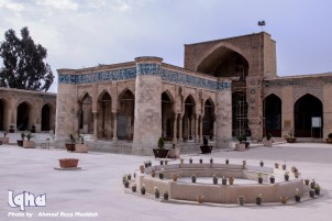 Atigh, Oldest Mosque in Shiraz, Iran