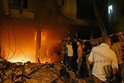 Four Killed in Beirut Fuel Tank Blast, Fire